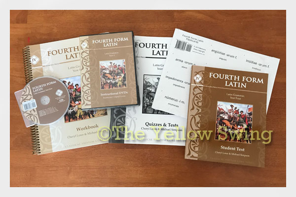 Fourth Form Latin + Henle I: Complete Set